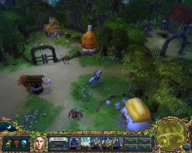 King's Bounty: The Legend ScreenShot
