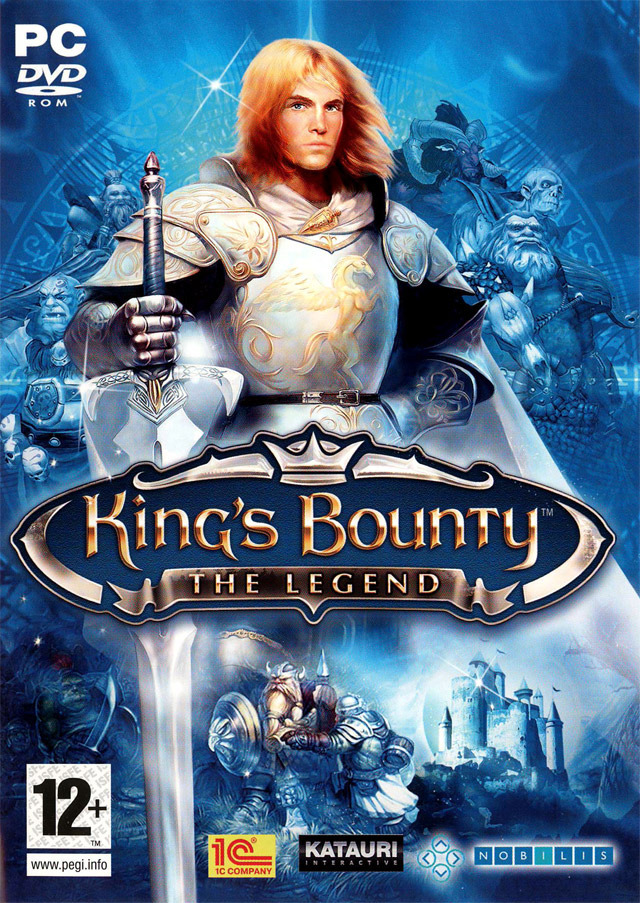 Kings Bounty The Legend PCDVD MULTI 4 TiNYiSO preview 0