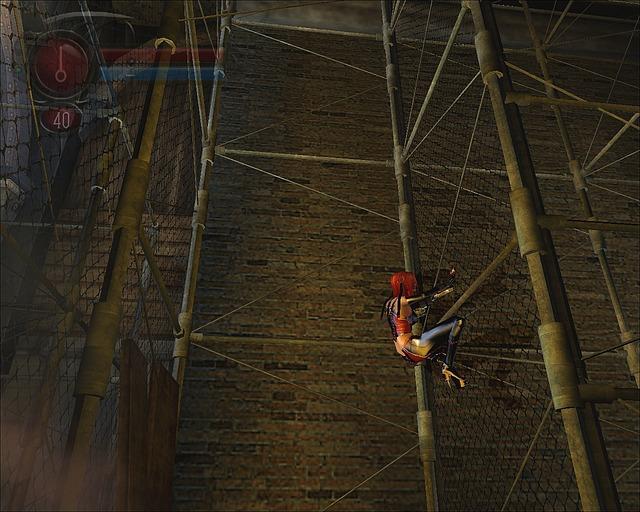 BloodRayne 2 Screenshot