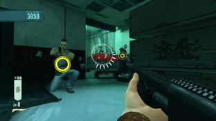 Blue Estate, un rail-shooter au leap motion