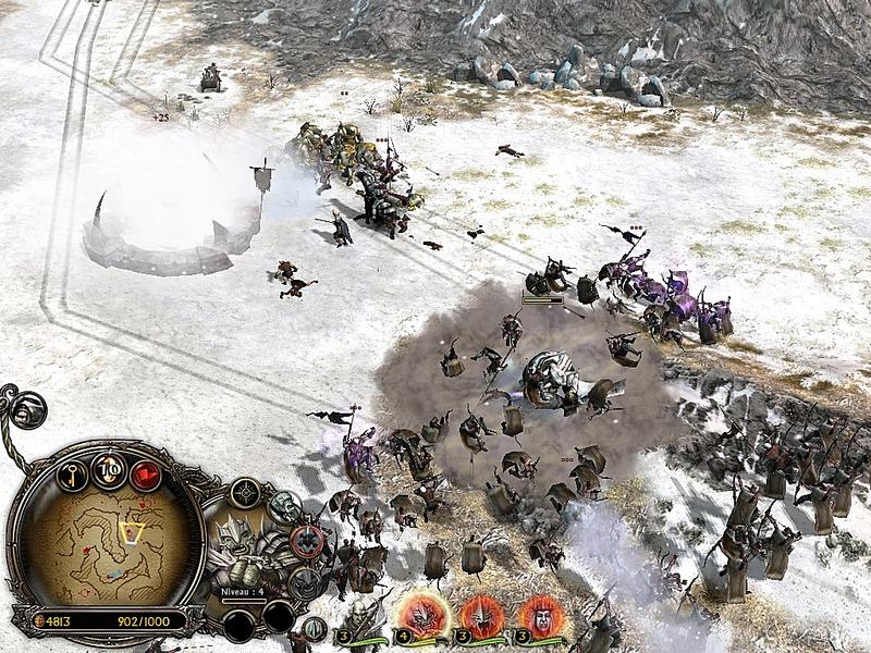 Bataille pour la terre du milieu II   Extension   LAvènement du Roi sorcier™ preview 1