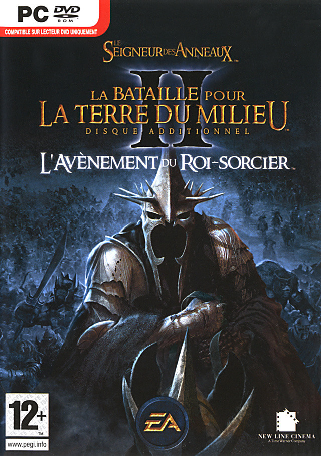 la bataille pour la terre du milieu 2 le roi sorcier+keygen up by mammon ( Net) preview 0