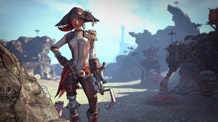 Borderlands 2 : Le Capitaine Scarlett et son Butin de Pirate PC