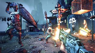 Test Borderlands 2 : La Chasse au Gros Gibier de Sir Hammerlock PC - Screenshot 17