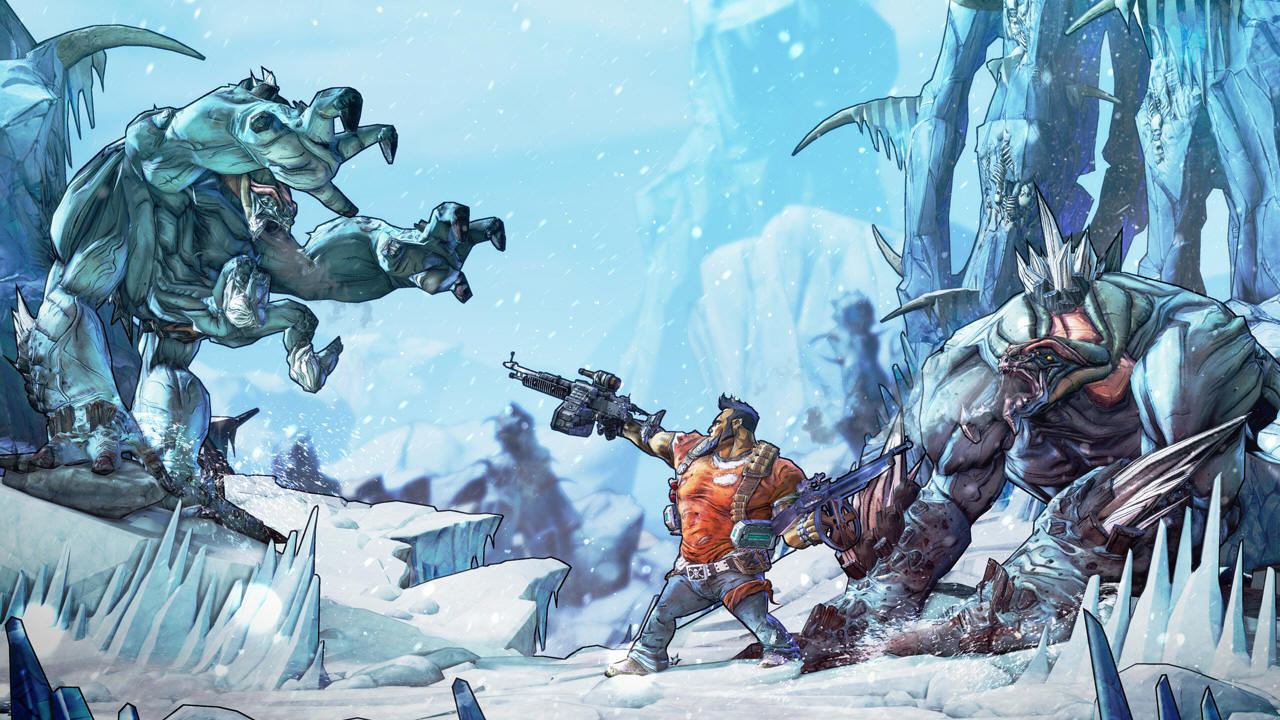 Borderlands 2 Update v1.5.0 Incl. DLC RELOADED