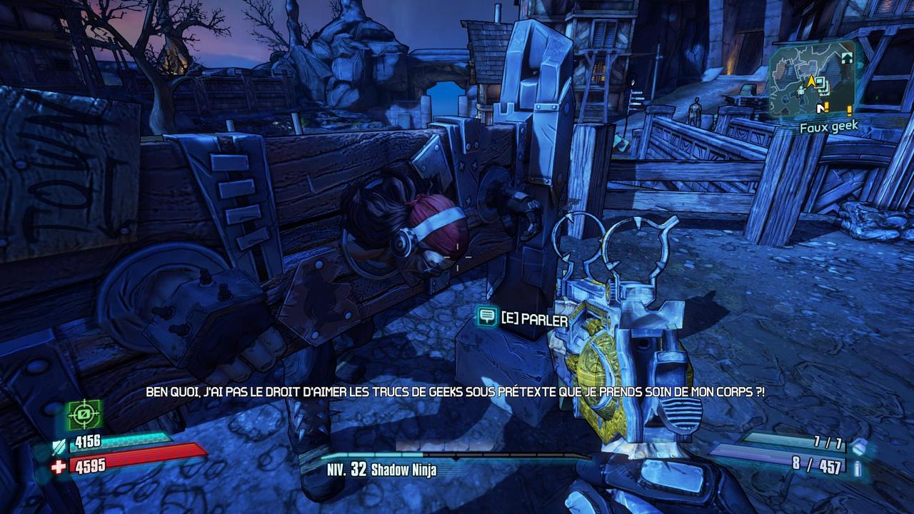 Images Borderlands 2 : Tiny Tina et la Forteresse du Dragon PC - 32