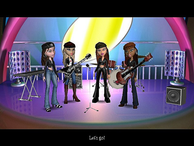 Bratz : Rock Angelz