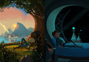Broken Age (Double Fine Adventure) cassé en deux