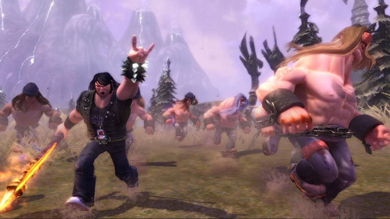 تحميل لعبة Brutal Legend الاكشن