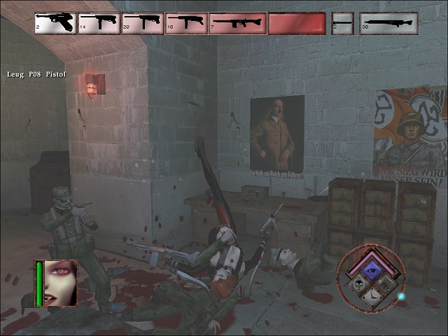 BloodRayne Screenshot