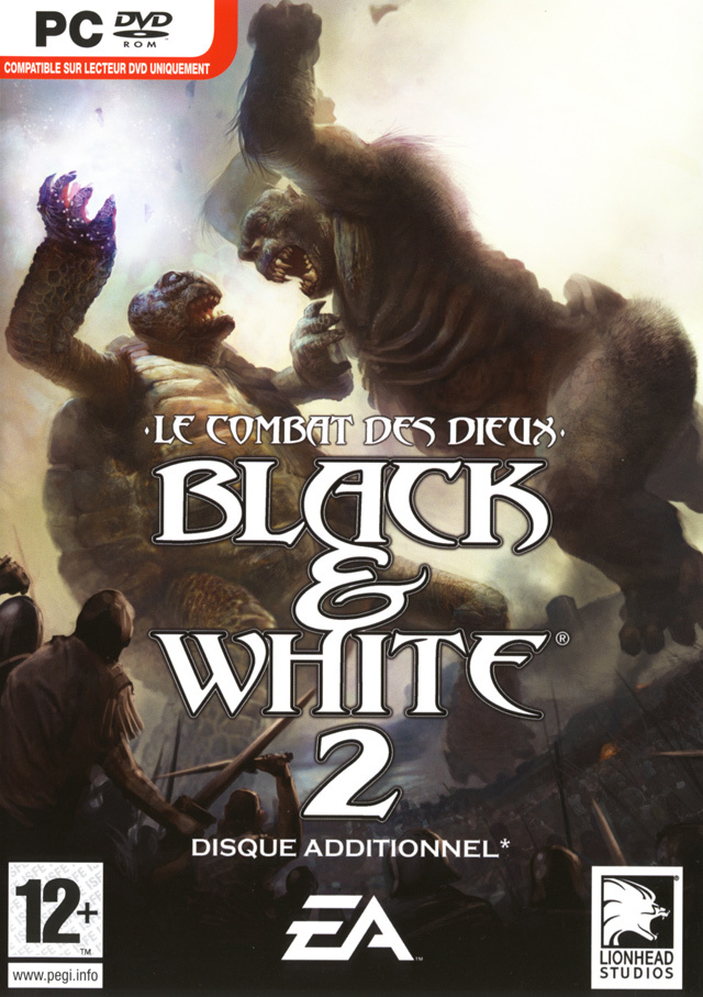 Black & White 2 : Le Combat des Dieux + Crack [PC | ISO] [FS] [US]