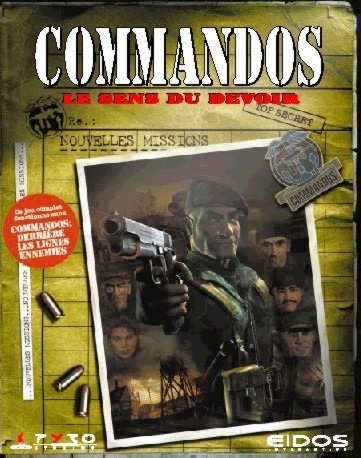 Commandos : Le Sens du Devoir [PC] [FRENCH] [FS] [US]