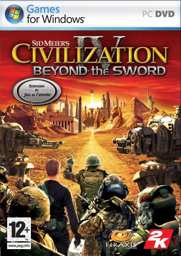 Civilization4Gold and BeyondTheSword French NoCd preview 2