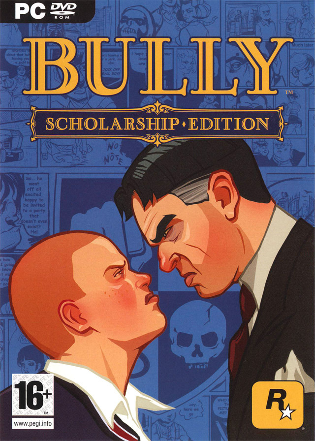 Bully : Scholarship Edition REPACK [PC] [FS]