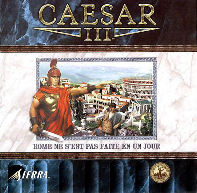 Caesar 3 + patch v1.1 PC- French WU FS US.
