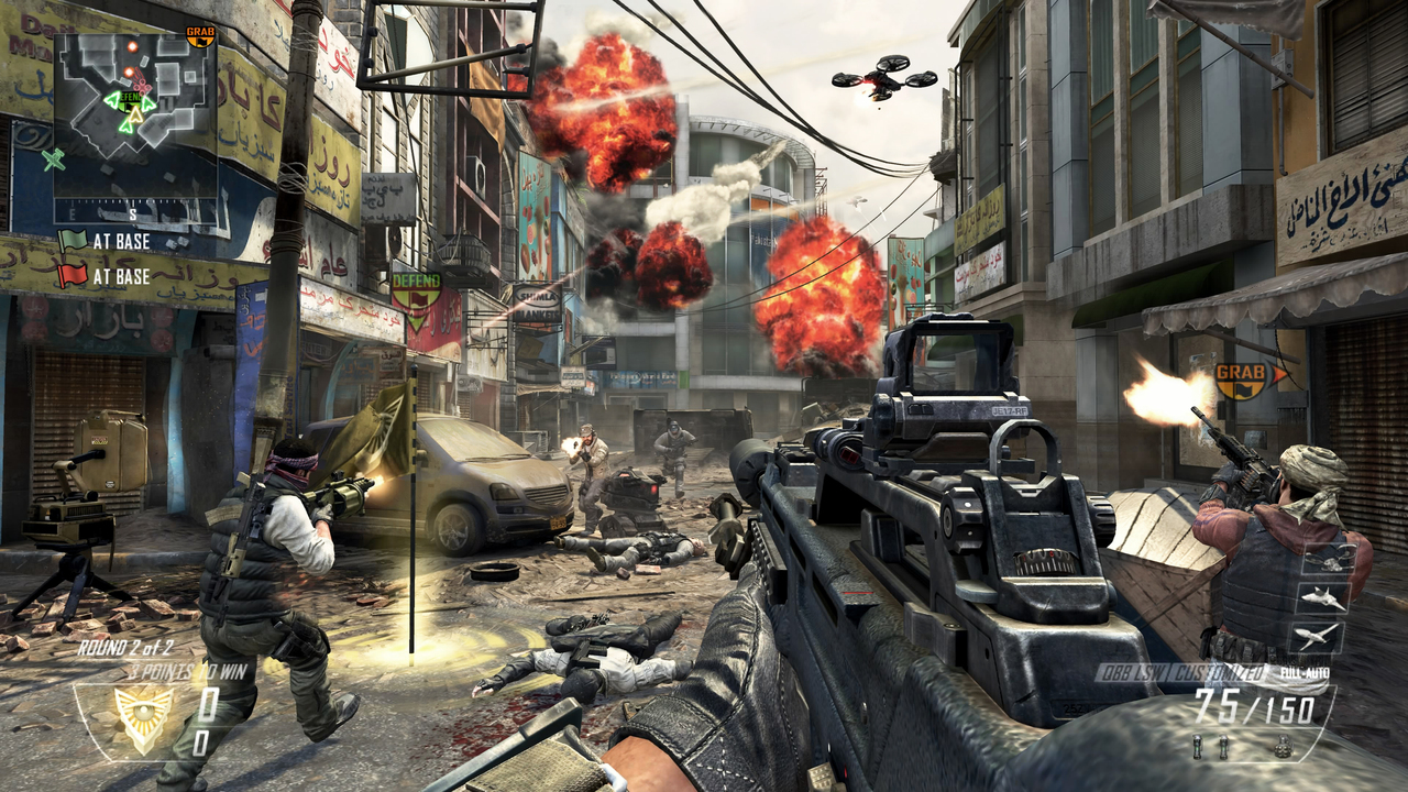Call Of Duty Black Ops 2 Multiplayer Crack Skidrow Download