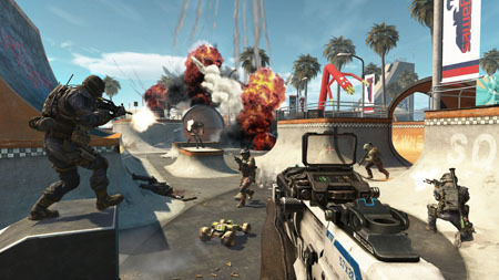 Images Call of Duty : Black Ops II - Revolution PC - 4