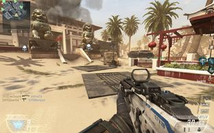 Test Call of Duty : Black Ops II - Revolution PC - Screenshot 8