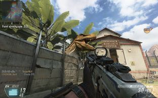 Test Call of Duty : Black Ops II - Uprising PC - Screenshot 24