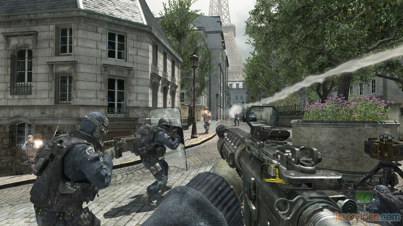 Call of Duty Modern Warfare 3 XBOX360 STRANGE