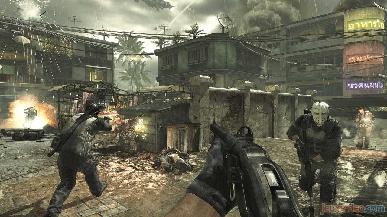 descargar call of duty modern warfare 3 para pc gratis en espanol