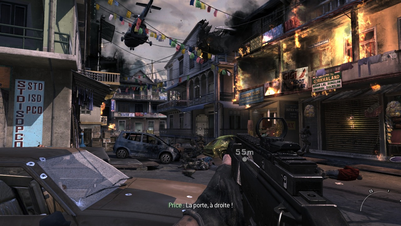 Call of Duty Modern Warfare 3-RELOADED - Skidrow Games ...