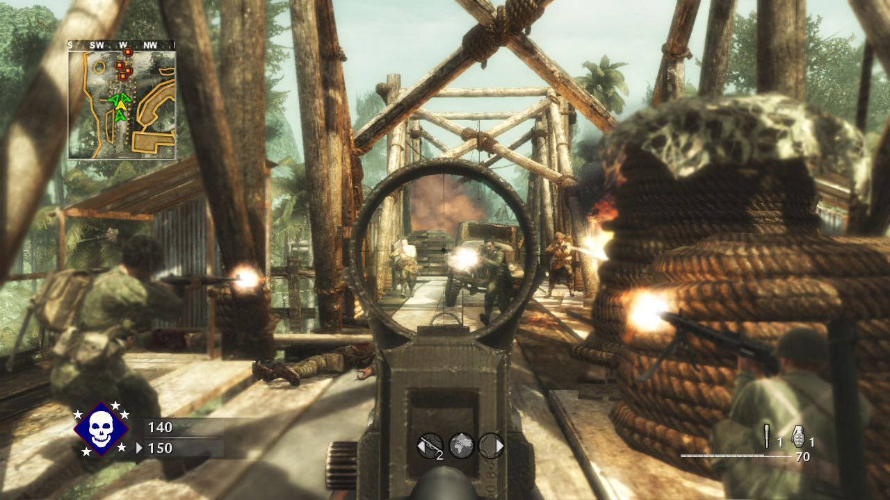 Images Call of Duty : World at War PC - 125