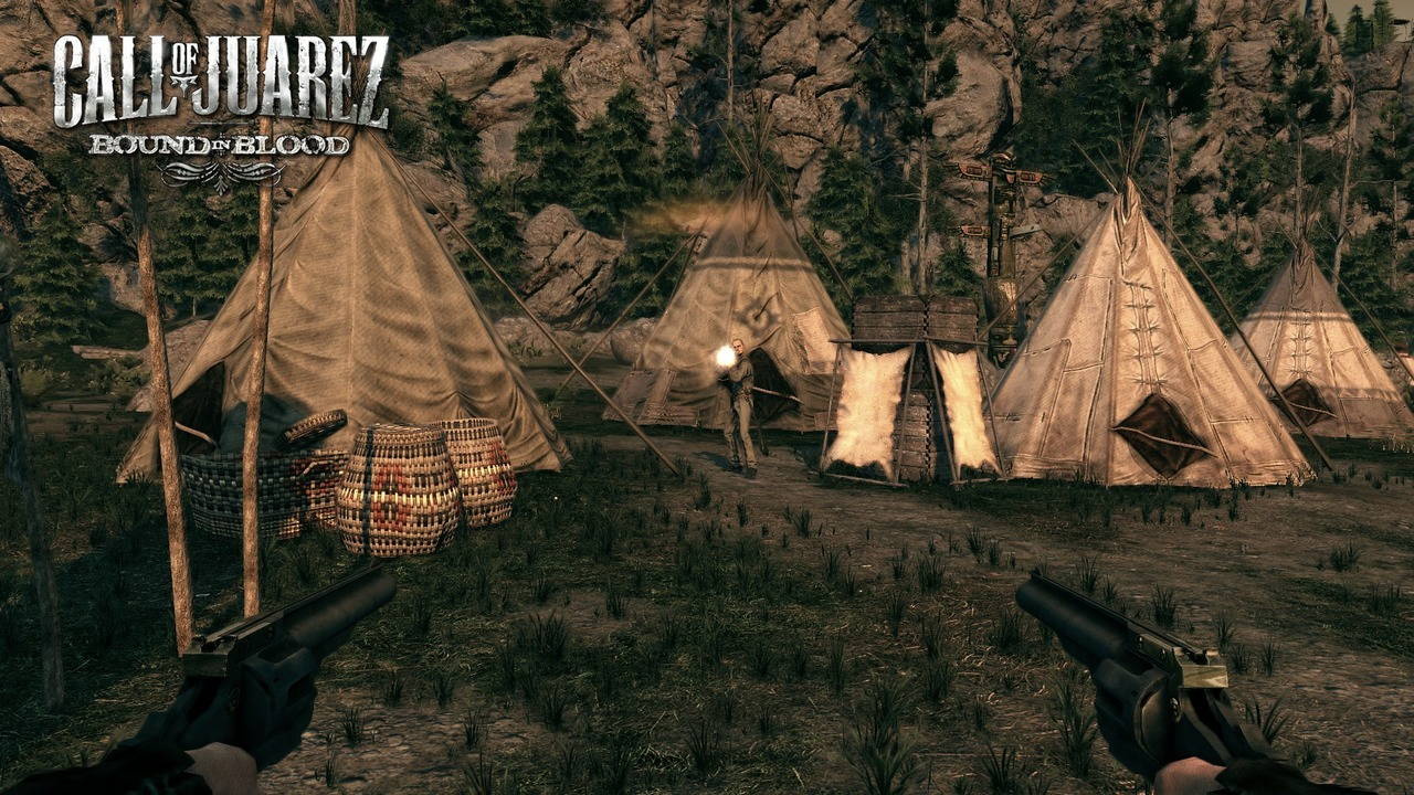 Images Call of Juarez : Bound in Blood PC - 16