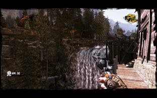 Test Call of Juarez : Gunslinger PC - Screenshot 40