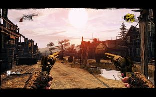 Test Call of Juarez : Gunslinger PC - Screenshot 41
