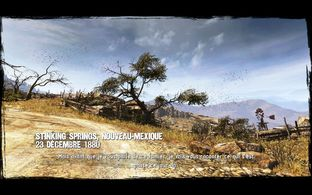 Test Call of Juarez : Gunslinger PC - Screenshot 42
