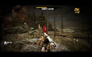 Test Call of Juarez : Gunslinger PC - Screenshot 44