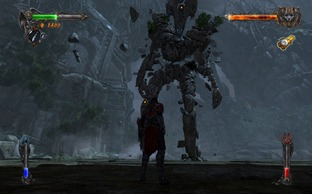 Test Castlevania : Lords of Shadow PC - Screenshot 1