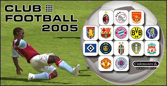test du jeu club football 2005 sur pc. Black Bedroom Furniture Sets. Home Design Ideas