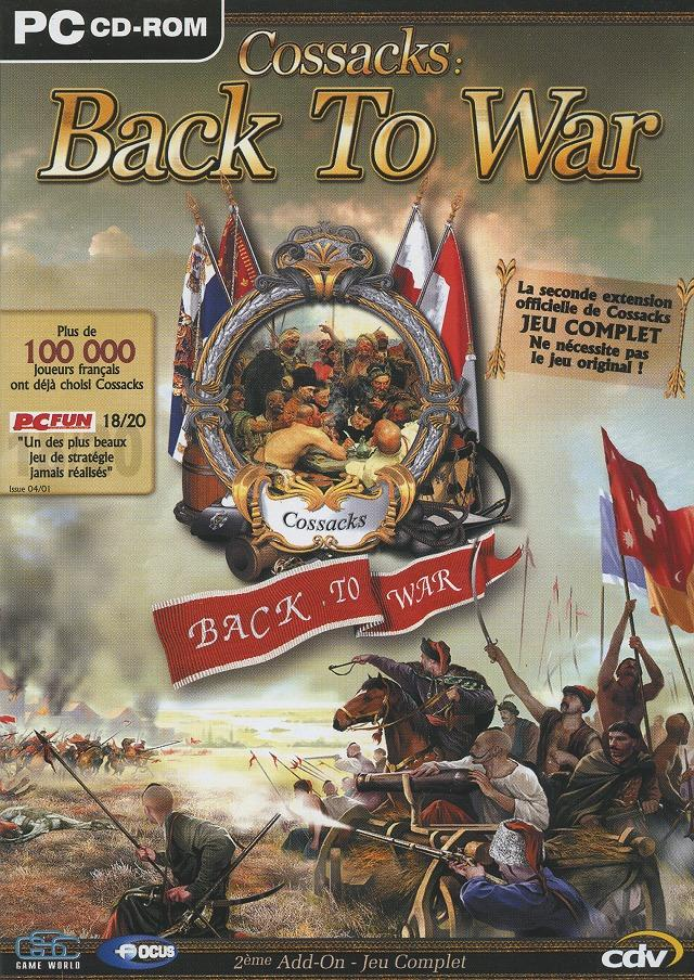 Cossacks : Back to War [PC | ISO] [FRENCH] [MULTI]