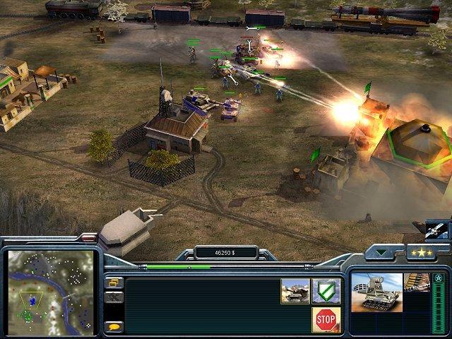 Карты Игры Command Conquer Generals Zero Hour