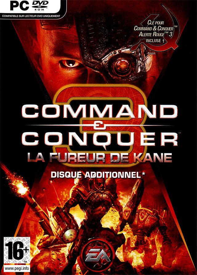 عناء كبير: رفعي Comman Conquer