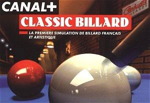 Canal+ Classic Billard