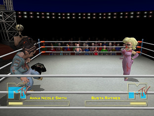 Test MTV Celebrity Deathmatch PC - Screenshot 1