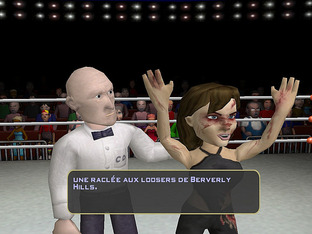 Test MTV Celebrity Deathmatch PC - Screenshot 2