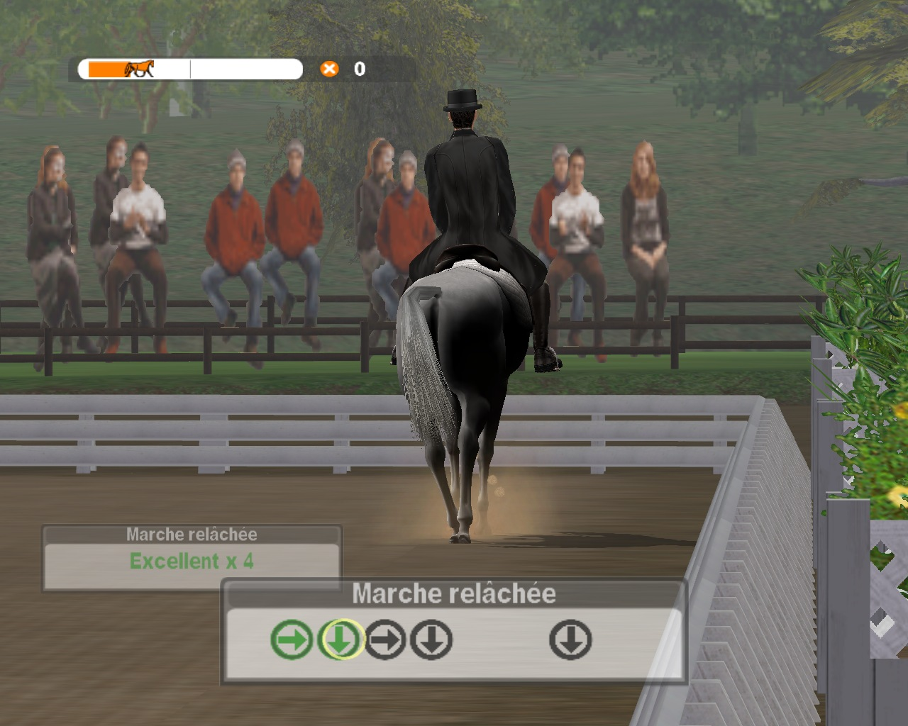 Le Challenge Equestre de Lucinda Green