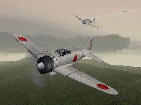 Combat Flight Simulator 2 : Guerre du Pacifique