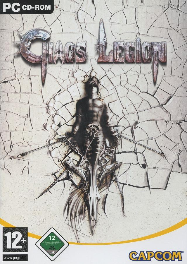 Chaos Legion [MULTI 7 / FRENCH] [2CD] + Crack + Patch [FS] [US]