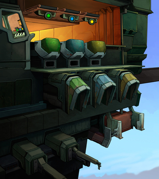 Images Chaos on Deponia PC - 2