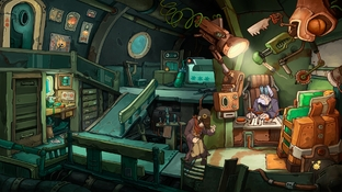 Chaos on Deponia  [PC | ISO] FULL + CRACK (Exclue)