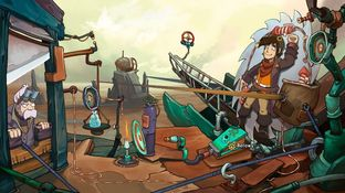 Chaos on Deponia PC - Screenshot 89