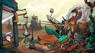 Chaos on Deponia PC - Screenshot 91