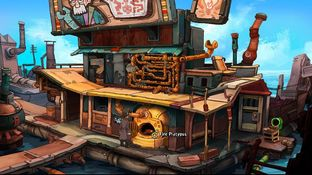 Chaos on Deponia PC - Screenshot 126