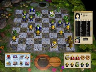 Test Chessmaster 9000 PC - Screenshot 1