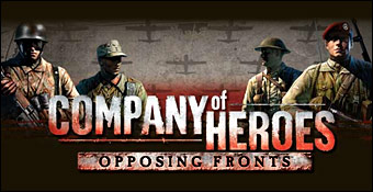 Company of Heroes : Opposing Fronts